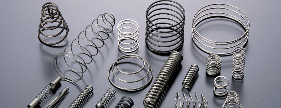 弹簧制品、冲压加工零部件